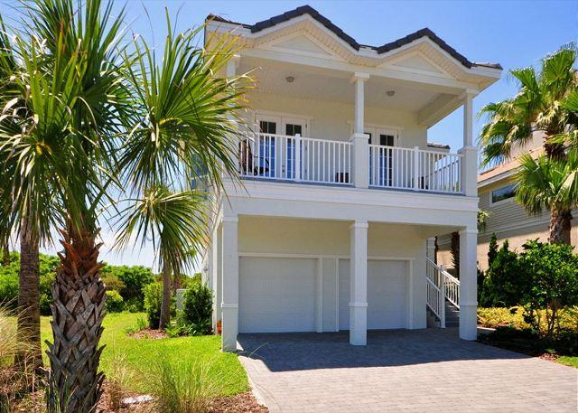 The best of Florida - Seahorse Beach, 3 Bedroom Private House, 2 heated pools, 2 spas, gym - Palm Coast - rentals