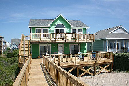 Ocean Side 2 - Beach Binge - Surf City - rentals