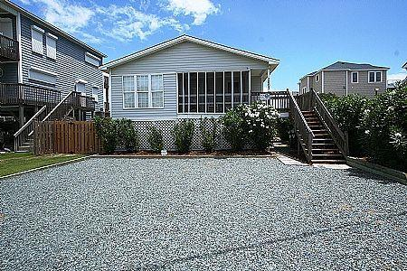 Front - Skippers Retreat - North Topsail Beach - rentals