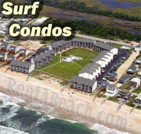 Surf Condos - Surf Condos 532 - Surf City - rentals