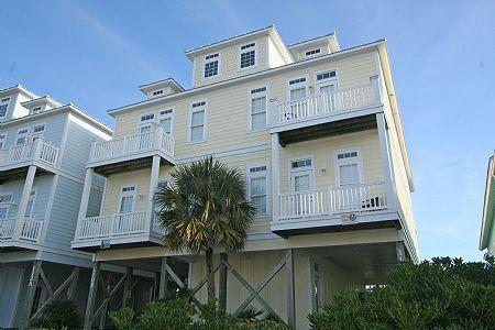 Street Side - 'Sweet Serenity - Surf City - rentals