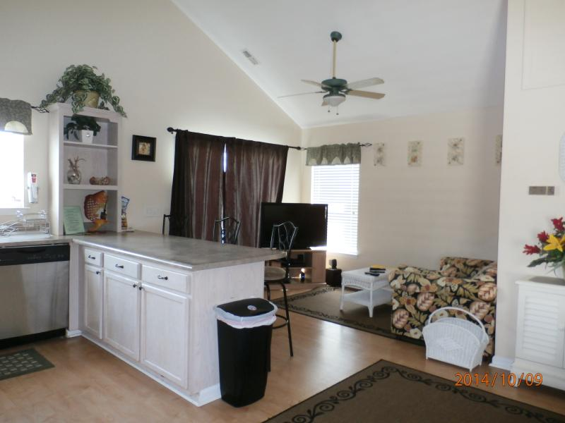 part of large  entertainment area -  - World - rentals