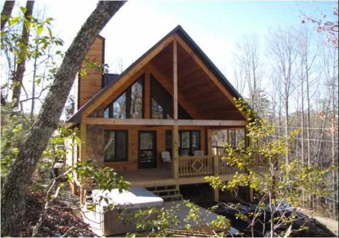Cherokee Charm - Image 1 - Whittier - rentals