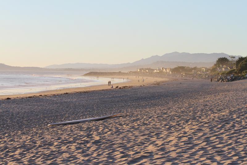 """The safest beach of earth"" is right across the street - NEW!!! Carpinteria Beach Retreat - All the extras! - Carpinteria - rentals"