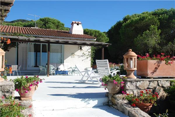 4 bedroom Villa in MARCIANA, Elba Island, Italy : ref 2261684 - Image 1 - Procchio - rentals