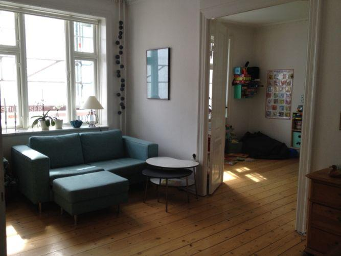 Frederiksvej Apartment - Cosy Copenhagen apartment on quiet road near nice park - Copenhagen - rentals