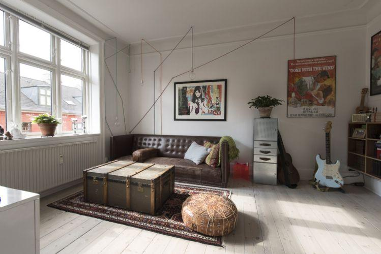 Absalonsgade Apartment - Originally decorated Copenhagen apartment at Vesterbro - Copenhagen - rentals