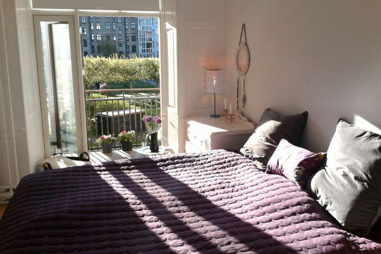 Faelledvej Apartment - Bright Copenhagen apartment in charming Noerrebro - Copenhagen - rentals