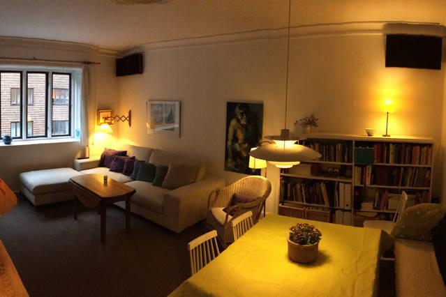 Holsteinsgade Apartment - Large classic Copenhagen apartment ideal for relax - Copenhagen - rentals