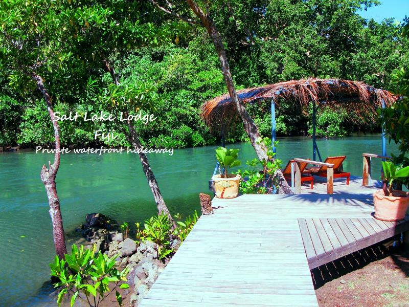 Salt Lake Lodge - Salt Lake Lodge Stylish holiday home on the water. - Savusavu - rentals