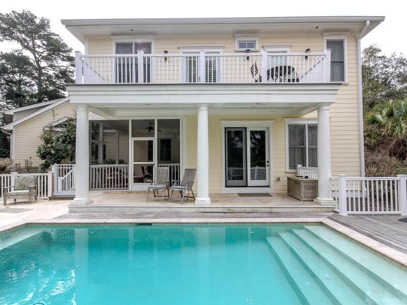 High Hammock Rd 2482 - Image 1 - Seabrook Island - rentals