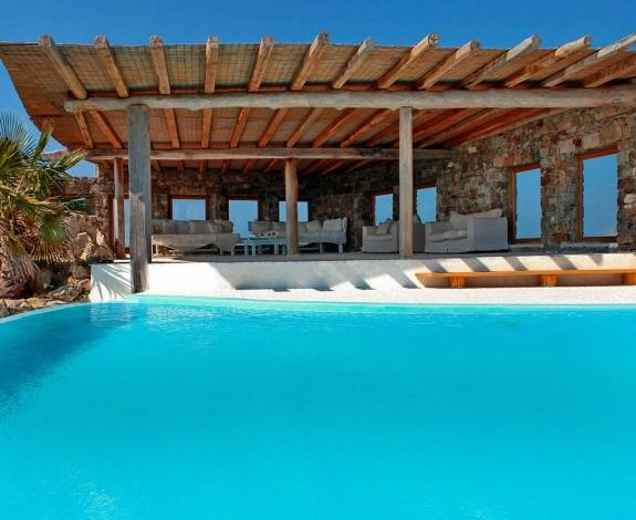 Blue Villas | Castor | Privacy with a view - Image 1 - Mykonos Town - rentals