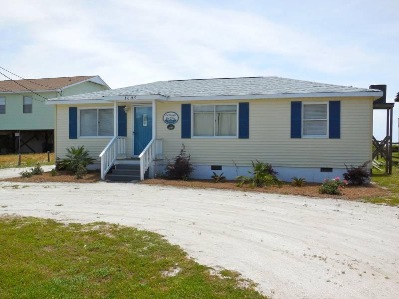 Cottage By The Sea - Cottage By The Sea - Folly Beach, SC - 3 Beds BATHS: 2 Full - Folly Beach - rentals