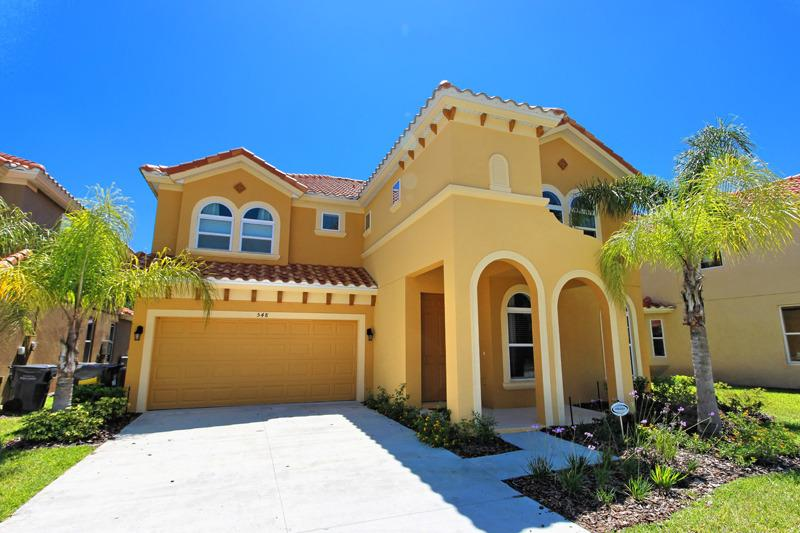 Watersong 6 Bed 5.5 Bath Pool Home (548-WATER) - Image 1 - Davenport - rentals