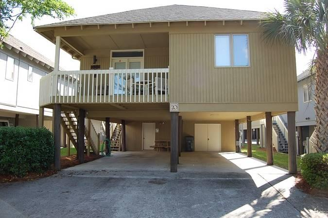 Summer Cottage 20 - Image 1 - Myrtle Beach - rentals