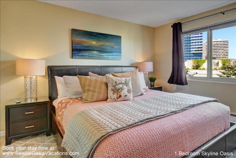 1 Bedroom Skyline Oasis - Image 1 - Seattle - rentals