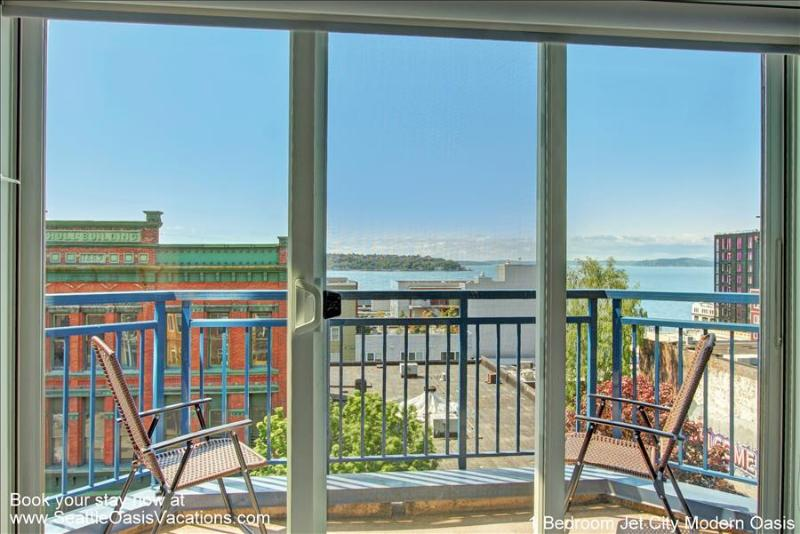 1 Bedroom Puget Sound View Oasis - Image 1 - Seattle - rentals
