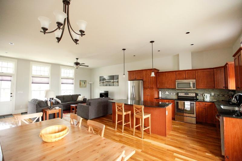 Kitchen/Living Area - 906 South Main St. - Buena Vista - rentals
