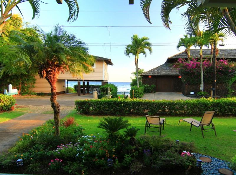 Baby Beach Bungalow, Oceanview, Steps to the sand! - Image 1 - Poipu - rentals