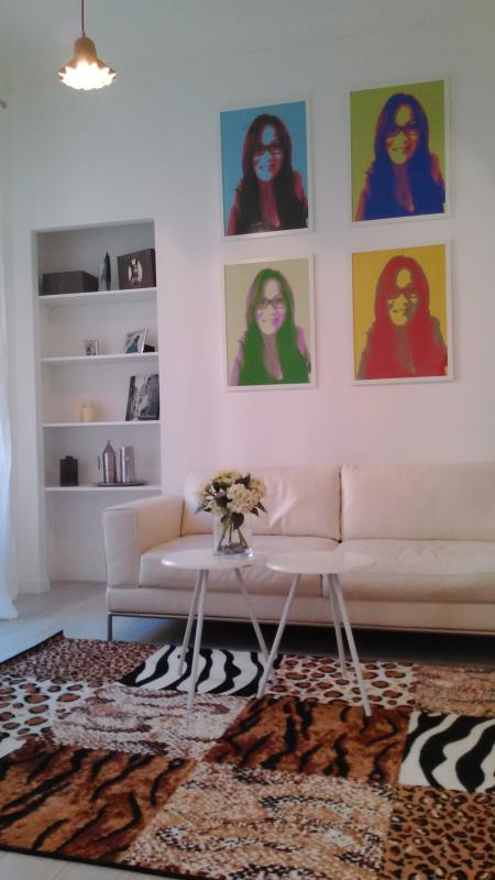 fashin designed living space - lovely loft in heart of Nice center 2 - Nice - rentals