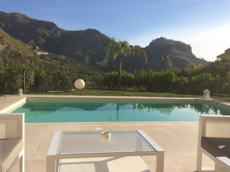 Villa Mastrissa design Apartment - Image 1 - Taormina - rentals