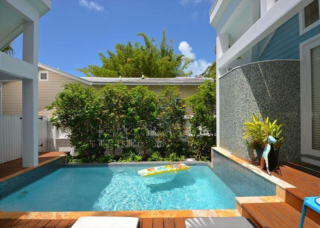 """CLUB CLARK""- Gorgeous 3 Bd 3 Bth Home w/ Pvt Pool. Great Location! - Image 1 - Key West - rentals"
