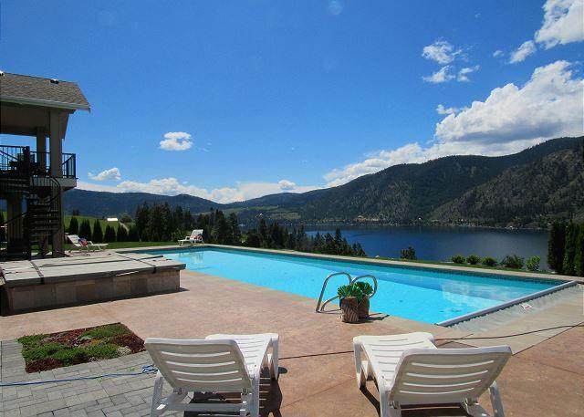 Summit Pool House: Newly-Built and Equipped for Year-Round Fun - Image 1 - Manson - rentals