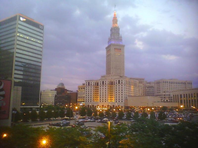 Downtown Cleveland WarehouseDist Condo CLEcityloft - Image 1 - Cleveland - rentals