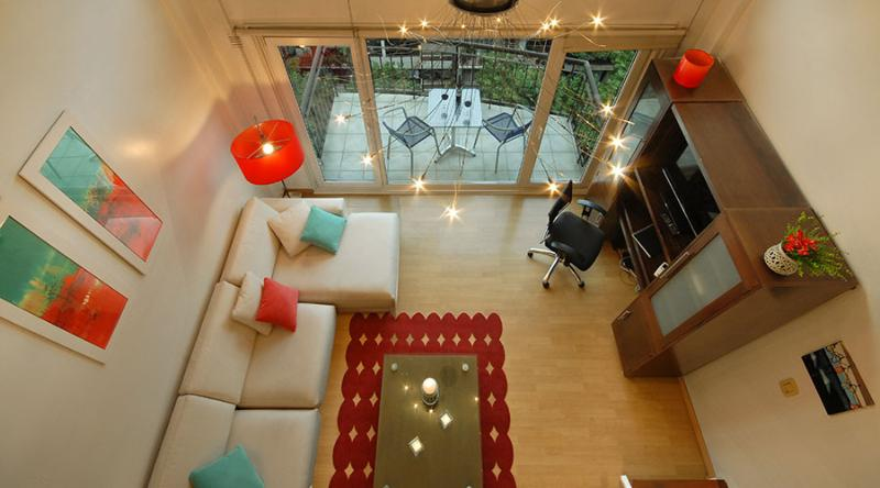 GREAT 1BDR LOFT/1.5BATH WITH BALCONY (A23) - Image 1 - Buenos Aires - rentals