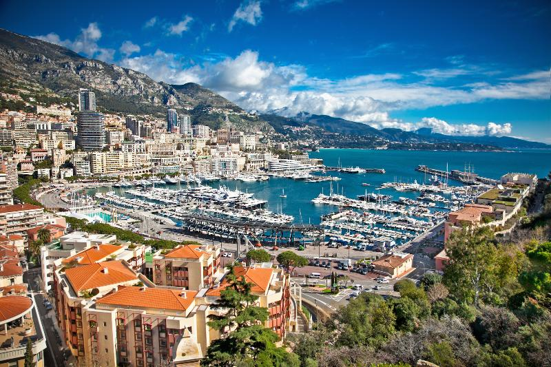 Monaco 2 bedroom penthouse apartment - Image 1 - Beausoleil - rentals