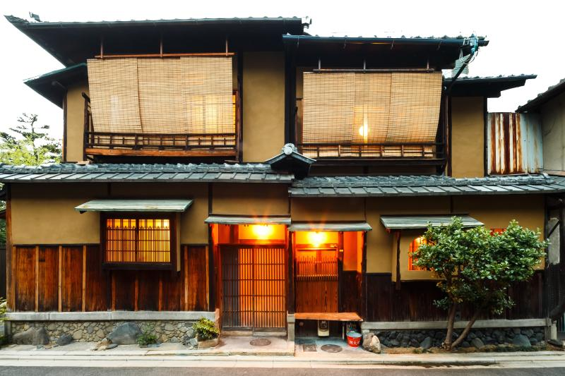 Exterior view - Amber House Gion in Prime Gion Location - Kyoto - rentals