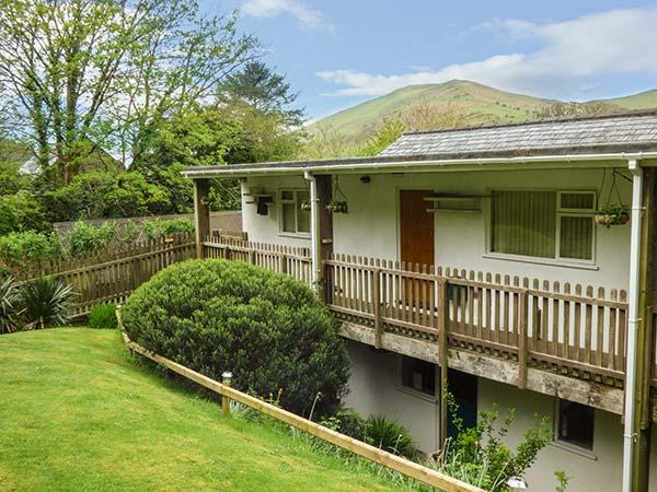 DOLGOCH FALLS, terraced holiday home with WiFi, near Dolgoch Falls, communcal garden with furniture, near Tywyn, Ref 923966 - Image 1 - Tywyn - rentals