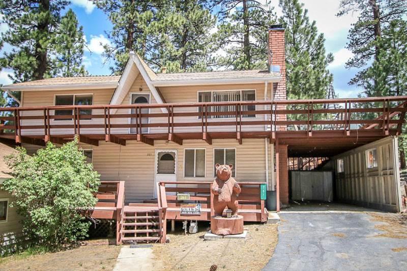 Madden's Mountain #1157 - Image 1 - Big Bear Lake - rentals