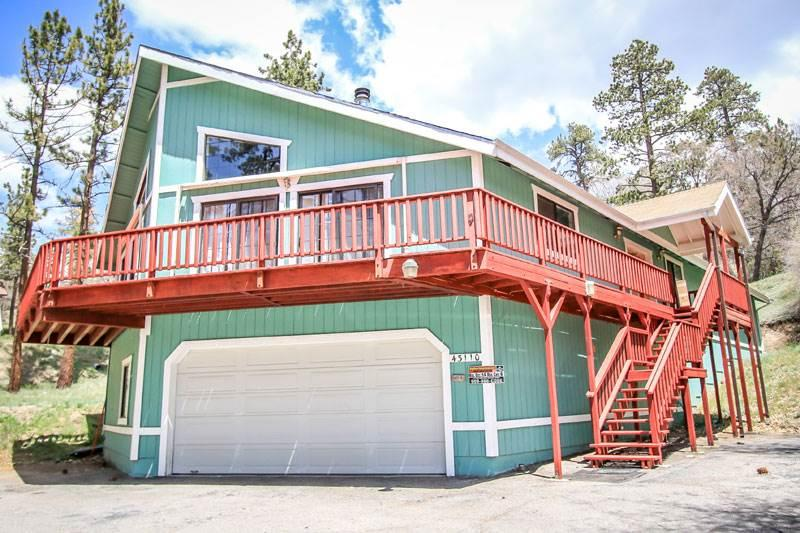Family Fun Inn #1256 - Image 1 - Big Bear Lake - rentals