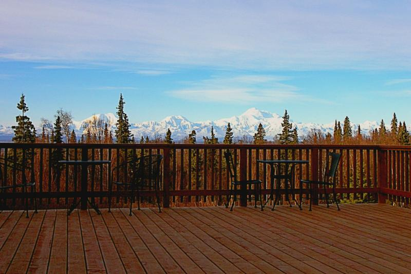 Grace and Bill's Freedom Hills B&B - Image 1 - Talkeetna - rentals