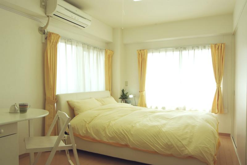 Type-A Bedroom - Stylish apartment close to JR train Station. - Suginami - rentals