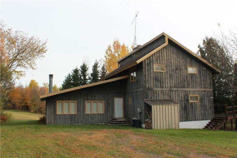 Located at Base of Powderhorn Mtn in the Western Upper Peninsula, A Spacious Trailside Vacation Home With A Large Game Room - Image 1 - Bessemer - rentals
