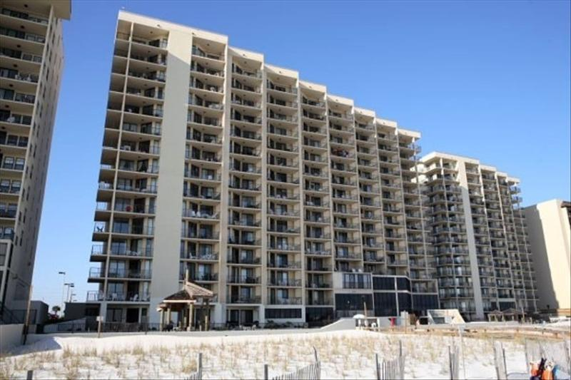 Phoenix III has a fitness room, game room, racquetball ct & tennis courts with three pools - WOW CONDO! UPSCALE EVERYTHING!  Phoenix III, 2 BR: - Orange Beach - rentals