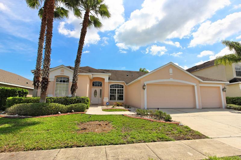 4Bd/3Bth Pool Home w/Spa, WiFi, GmRm - Frm $150nt! - Image 1 - Orlando - rentals