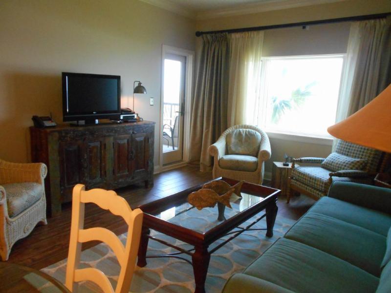 Living Area - Sandcastles 214 - Amelia Island - rentals