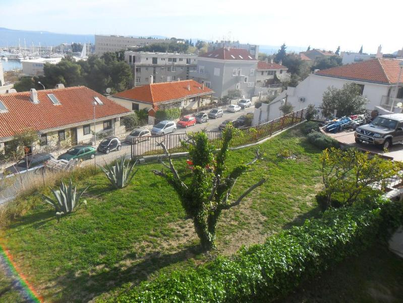 A1(2+2): terrace view - 5338 A1(2+2) - Split - Split - rentals