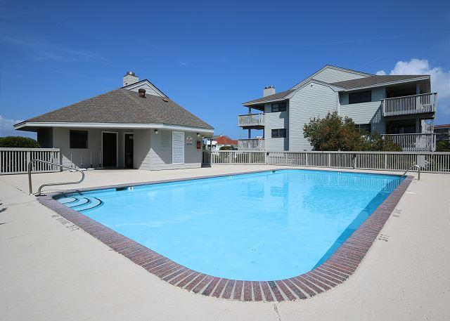 CB 2311A - 3 bedroom 2 bath unit located on the second floor at Cordgrass Bay - Image 1 - Wrightsville Beach - rentals