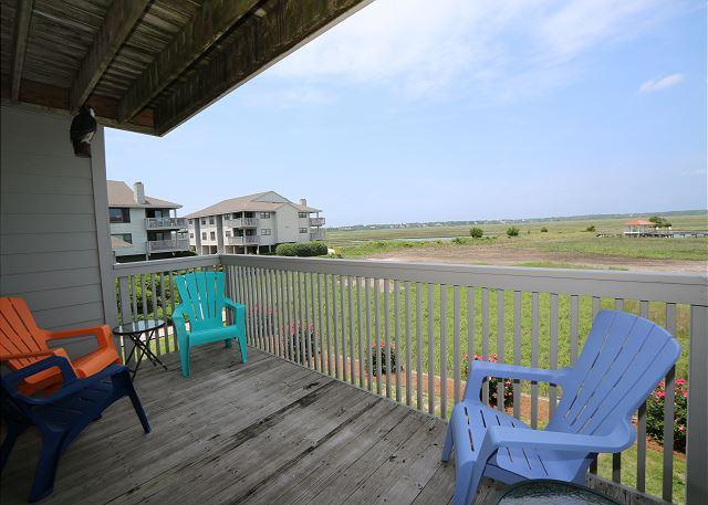 CB 2319C - Beautifully Furnished 3 bedroom 3 bath condo at Cordgrass Bay - Image 1 - Wrightsville Beach - rentals