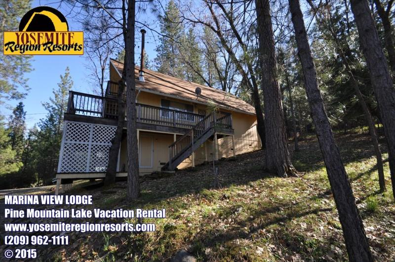 Unit 1 Lot 465 AWESOME LOCATION 500ft > popular Marina Beach, Marina View Lodge Pine Mountain Lake Vacation Rental - Location! 500ft> MarinaBeach WIFI 25m> Yosemite - Groveland - rentals