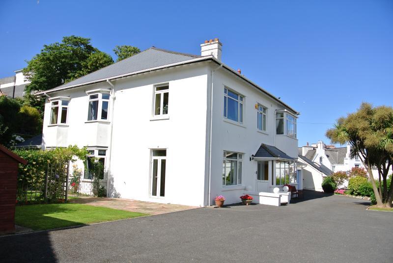 Exterior of house - Westaway Villa - Ilfracombe - rentals