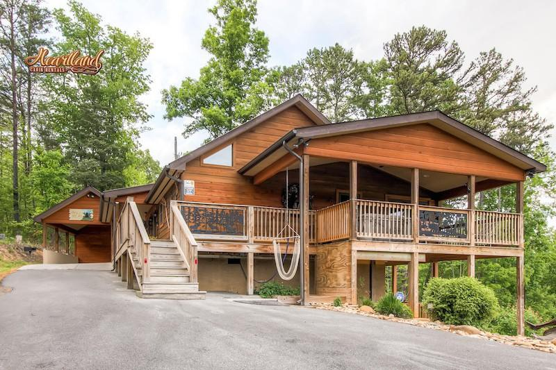 DOLLY BEAR - Image 1 - Sevierville - rentals