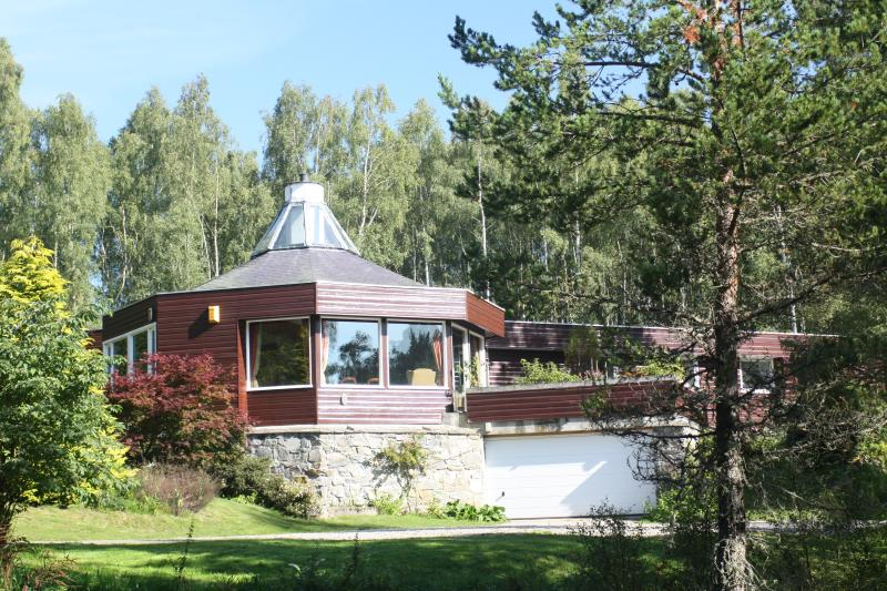 Spey Lodge from the outside - Aviemore - Spey Lodge Luxury Accommodation - Aviemore - rentals