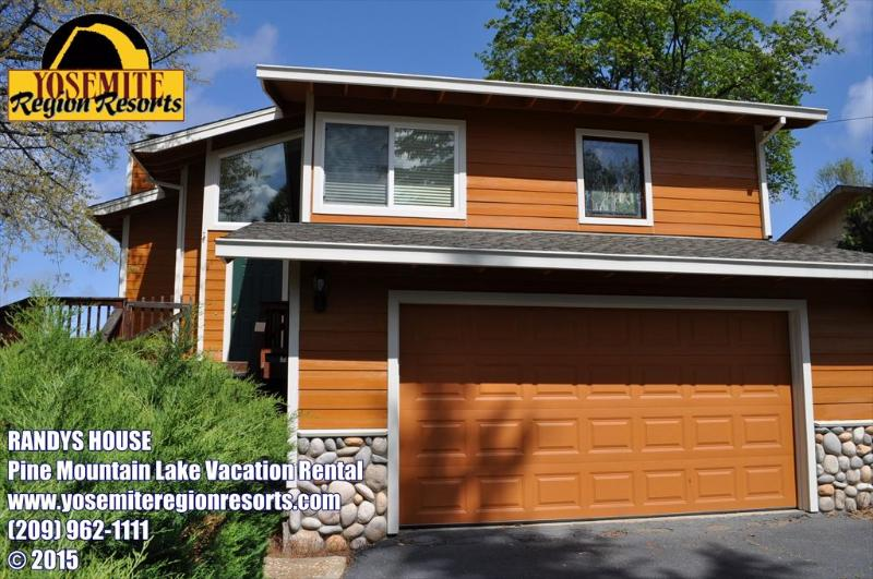 Unit 4 Lot 44 LOCATION! 250yds > Lake Lodge Beach Pine Mountain Lake Vacation Rental Randys House - LOCATION! 250yd>LkLodgeBeach WIFI NrYosemite Slp10 - Groveland - rentals