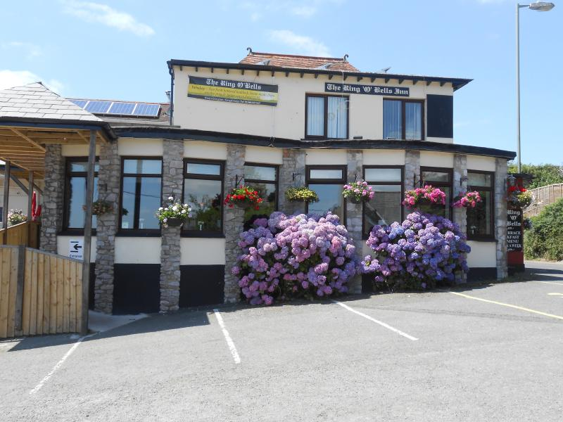 The pub - Ring O'Bells, pub,  bed and breakfast UK - Kingsbridge - rentals