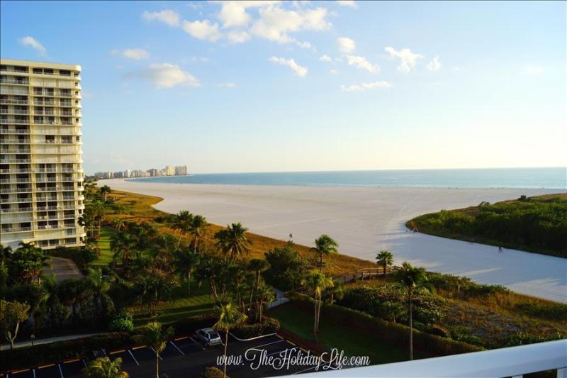 SOUTH SEAS 3-807 - Best Beach Views on Marco! - Image 1 - Marco Island - rentals
